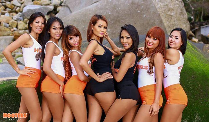 Hooters Phuket And Soon Hooters Pattaya Where S Bangkok